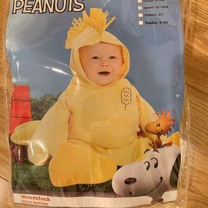 Peanuts: Woodstock Baby/Toddler Costume